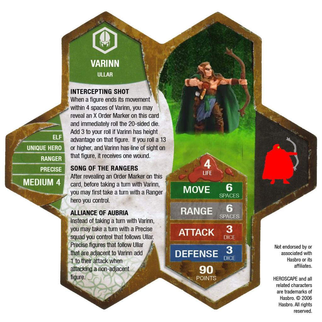 W5 Rangers- Alliances of Aubria and Ashra - brainstorming Varinn