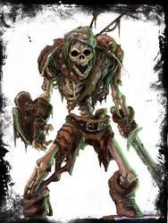 ÉPICO CAOS - Ejército de Arachnise Esqueleto