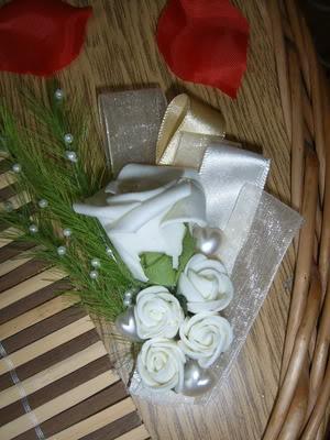 Китенки за свадба SUC50027