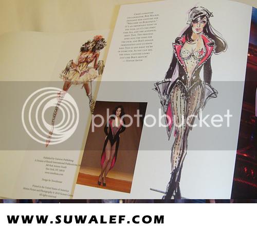 [Tema Oficial] Libro de Burlesque: Cher deja Comentario a Xtina! + Pics del libro!!! - Página 2 112