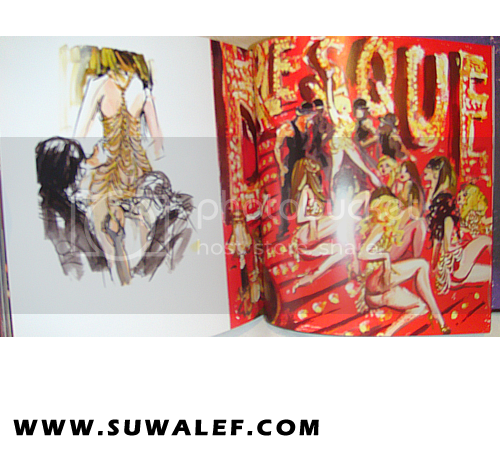 [Tema Oficial] Libro de Burlesque: Cher deja Comentario a Xtina! + Pics del libro!!! - Página 2 5464456