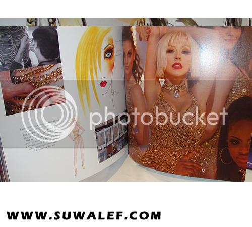 [Tema Oficial] Libro de Burlesque: Cher deja Comentario a Xtina! + Pics del libro!!! - Página 2 787879