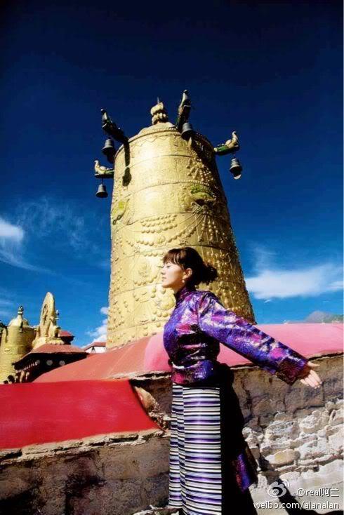 [News] alan's Tibet Trip Alan42