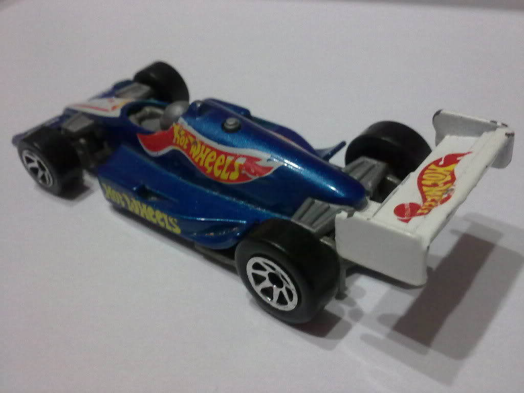 Indy Car Series HotWheels5001995FE02