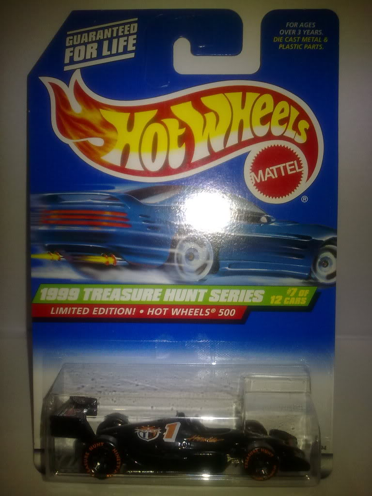 Indy Car Series HotWheels5001999THSBlister06