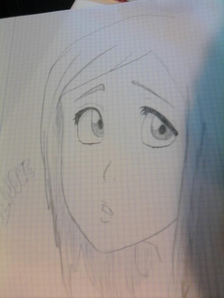 Algun dibujín y tonterías de clase que dibujo Foto0789