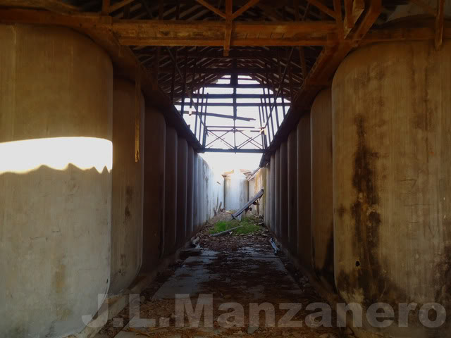 Visitas a lugares abandonados en Mobylette 7