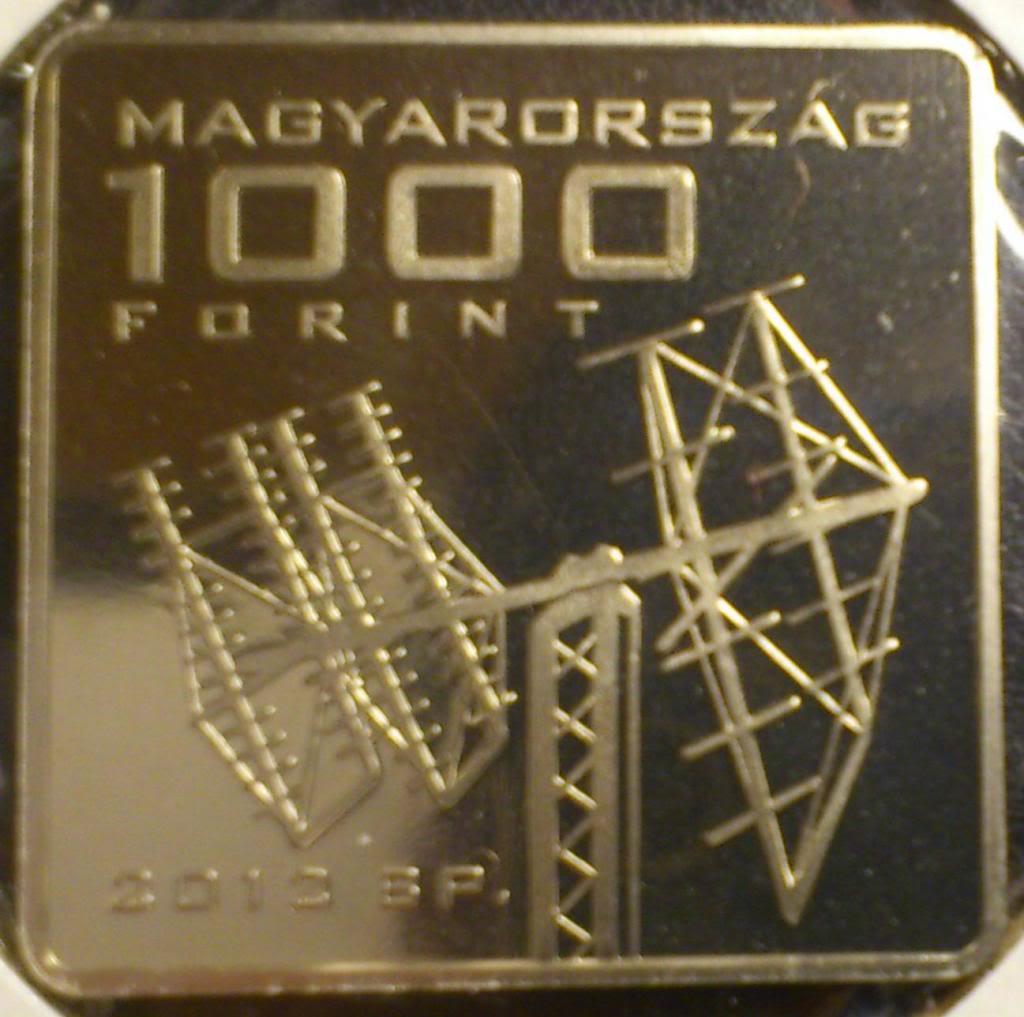 1000 florines Hungaros 2