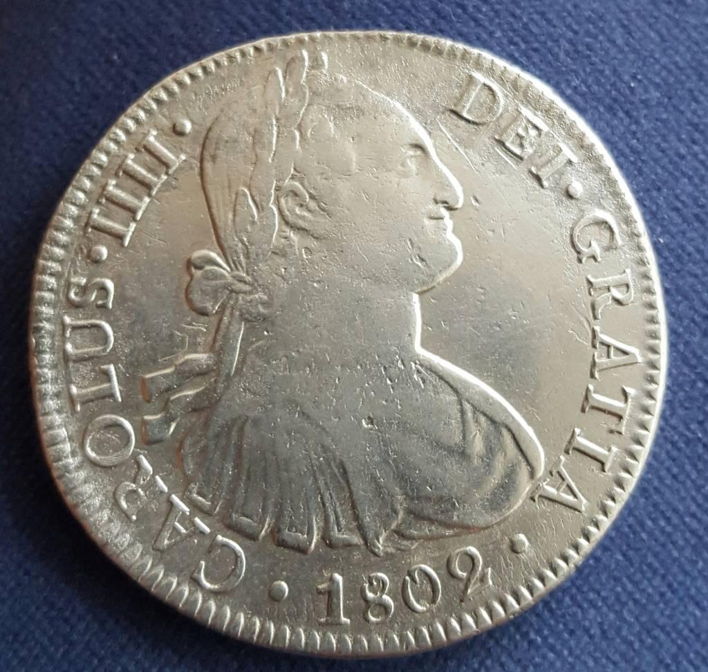 Mis primeros 8 reales. 1802 Carlos IV.Consulta. 20151231_102950-1_zpsf0vnlhg1