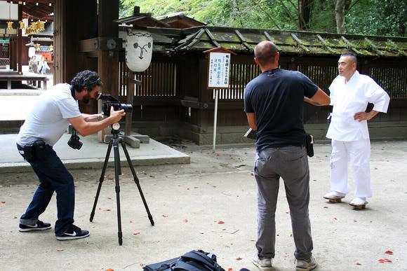 [Tin tức] Buổi chụp hình của tạp chí Bon Appetit tại Kichisen Bon-appetit-magazine-in-kyoto-kichisen-photoshoot-1