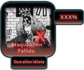 la venganza de los aliens - Página 2 Ataquealienfallido