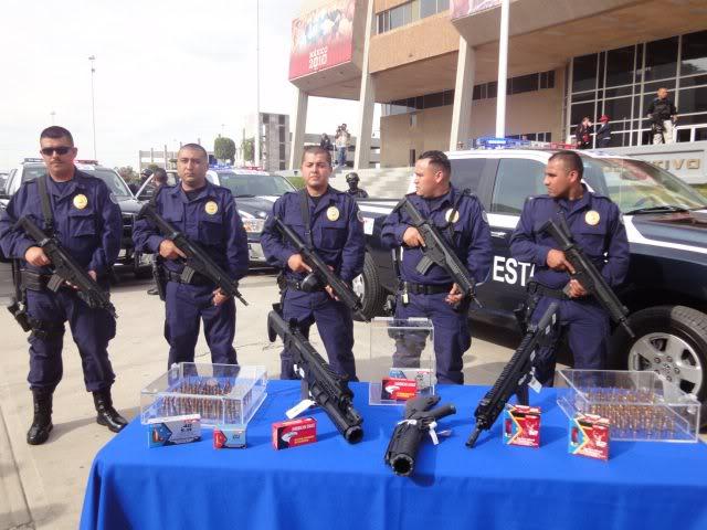 Beretta ARX-160 calibre 5.56x45mm en México 150858_124951600900769_100001577900676_169928_1293397_n