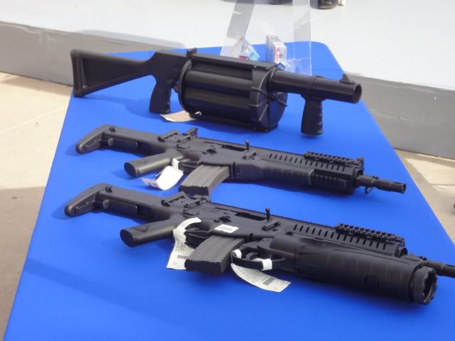 Beretta ARX-160 calibre 5.56x45mm en México 154715_124952187567377_100001577900676_169933_2729917_n-1