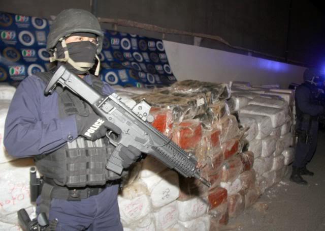 Beretta ARX-160 calibre 5.56x45mm en México 313323-G