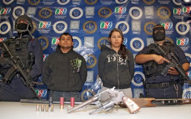 mexicali - Detienen a Julio Cesar Aguilar ''El Vaquero'' lugarteniente del Cartel de Sinaloa en Mexicali 05/Marzo/2011 316243-G