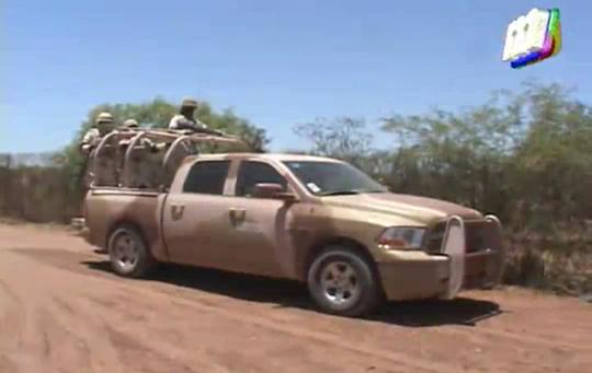Nuevas Dodge Ram en el Ejercito Mexicano Dodgeramejercito