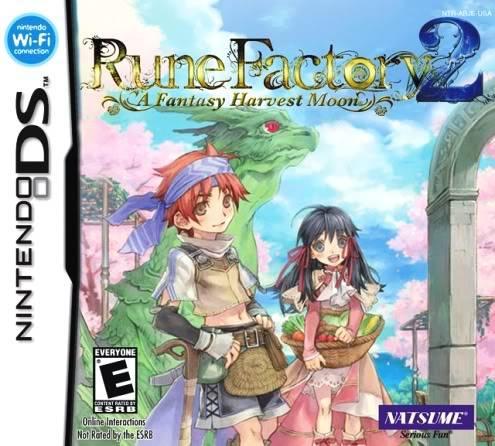 Juego Nintendo DS RuneFactory2