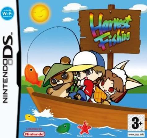 Juego Nintendo DS Harvestfishing