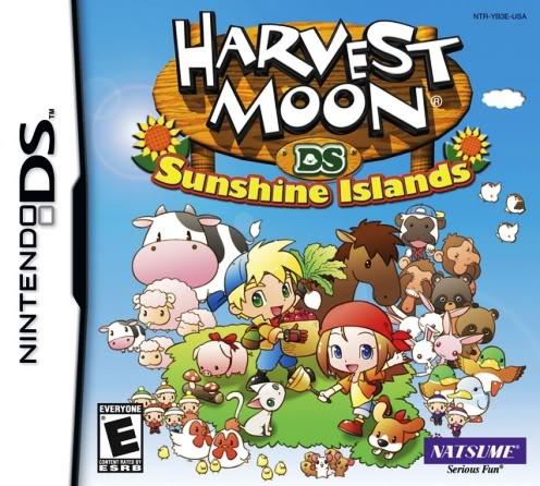 Juego Nintendo DS Harvestmoonsunshineislands-1