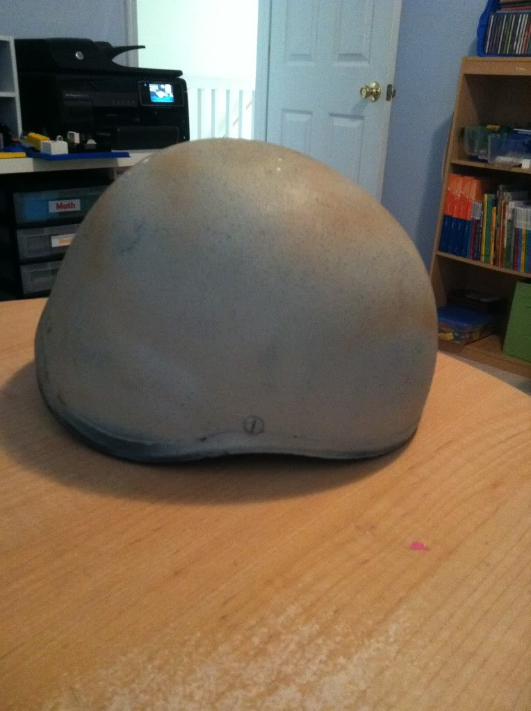 Protective Products Enterprises SPECIAL OPS BALLISTIC HELMET (Chance to buy one - should I?) Aug1012