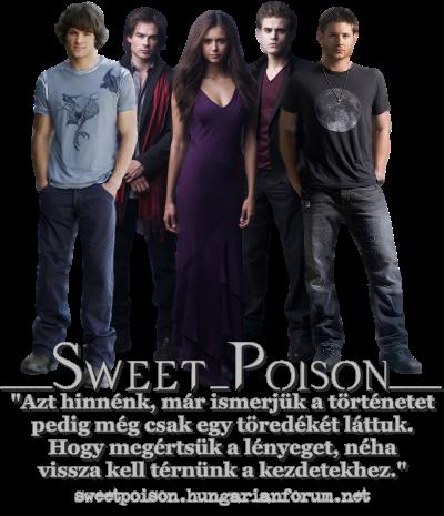 SweetPoison - Odaát és Vámpírnaplók FRPG Újratöltve Reklamnak1