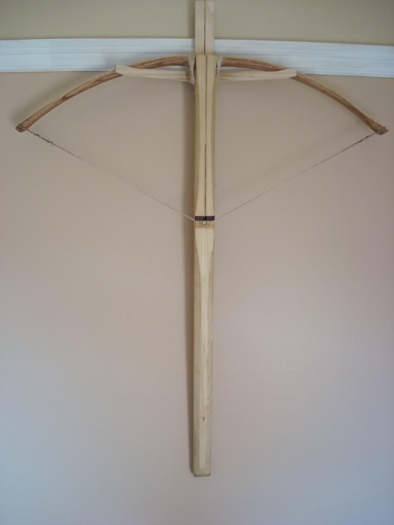 Wood crossbow DSC03318