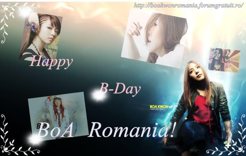 ♥BoA♥Romania♥