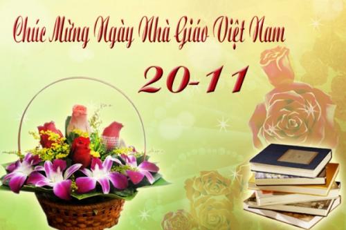 Ngày Nhà giáo Việt Nam do đâu mà có? 20-11