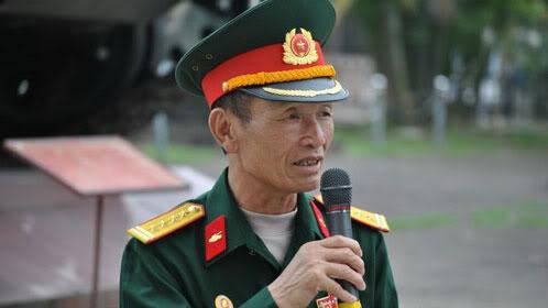 Đại tá Bùi Quang Thận - người cắm cờ trên dinh Độc Lập qua đời Quang-than