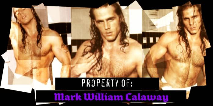 Property Of Mark William Calaway PetShawn