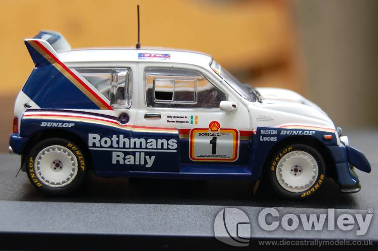 A NEW 6R4 - and one for the Irish collectors! COLEMAN-2