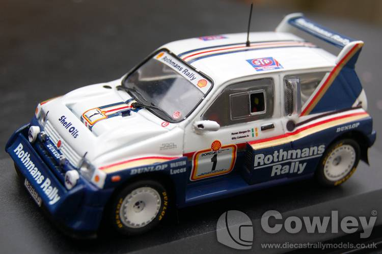 A NEW 6R4 - and one for the Irish collectors! COLEMAN-3