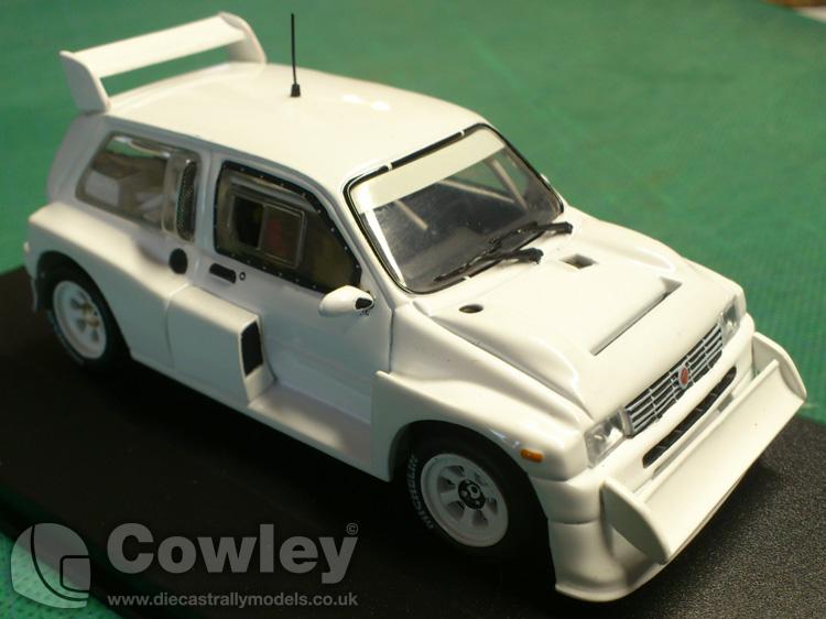 Rally Models plain white Metro 6R4... WhiteClarion1340_zps9939824a