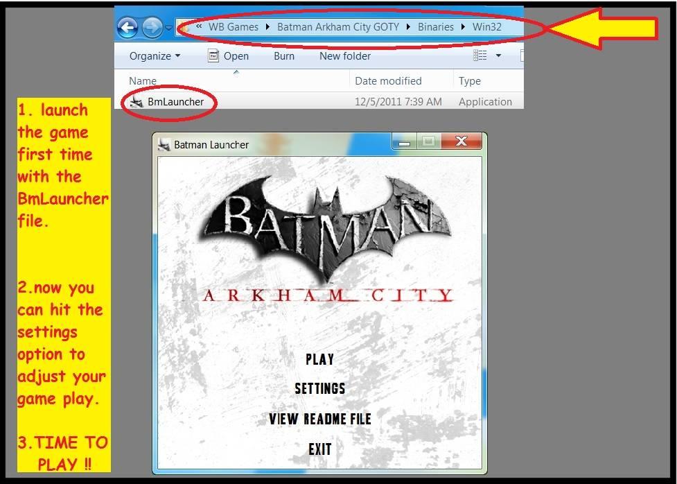 Batman: Arkham Origins RELOADED + CRACK ONLY 5a53fa43