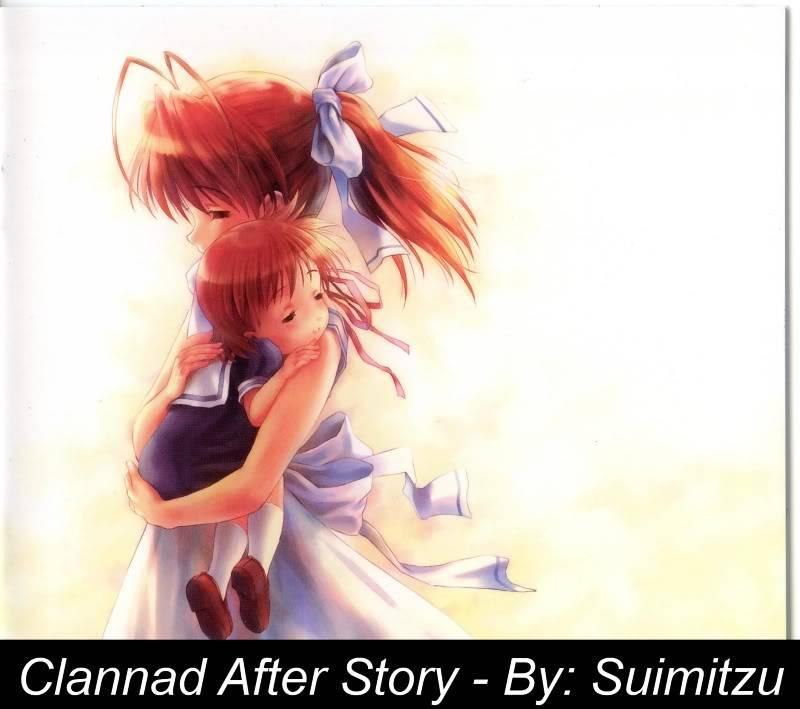 Clannad + Clannad After History ClannadAS