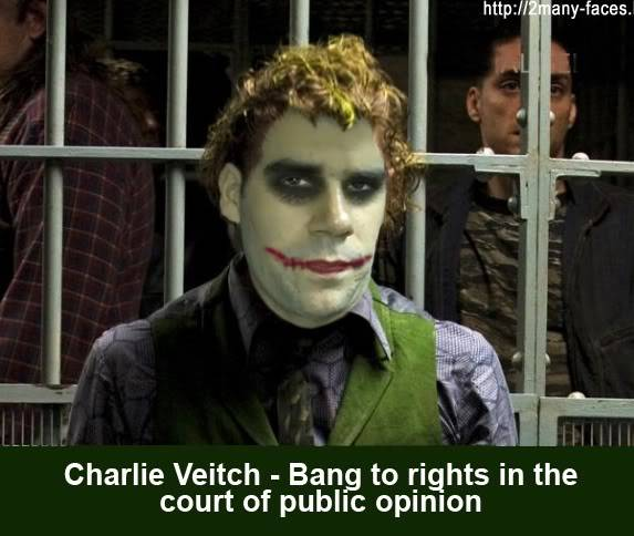 The FINAL Word On BBC Shill, Charlie Veitch Charlie_Veitch_joker