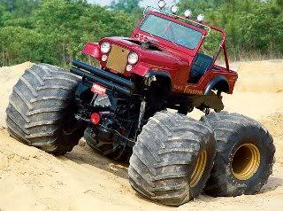 Pomoc oko izabira terenca. - Page 2 Monster-Truck