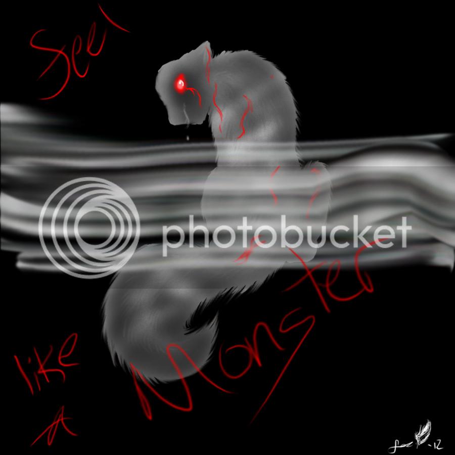 Feather's Art ♥~ Feellikeamonster