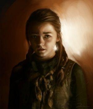 House Stark 300px-Arya_Stark_by_AniaEm