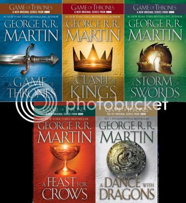 Εξώφυλλα A_Game_of_Thrones_Novel_Covers