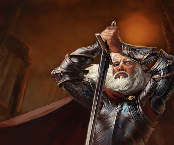Targaryen Dynasty Barristan_Selmy___GoT_by_thegryph