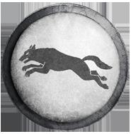 House Stark Direwolf-stark