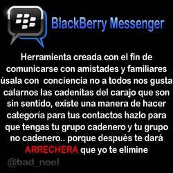 TEMA 1: Blackberry imagenes para el PIN AdvertenciaBBM