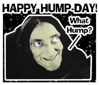 11/03/10 ~ Today is.... HumpDay