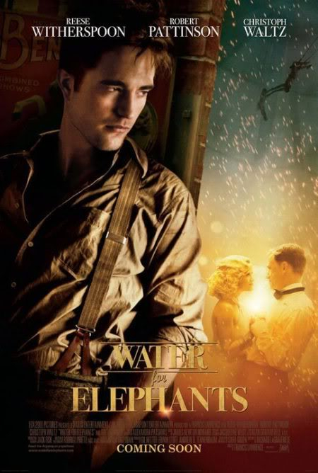 Water For Elephants galery - Page 2 Wfeposter