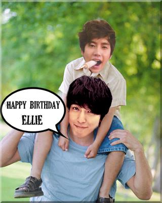 ellieBC's birthday Fatherson