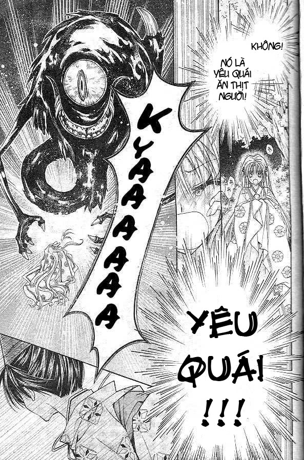 [Spirit Group] Sakura Hime Kaden Chapter 1 - Dòng họ Ánh trăng 26-1