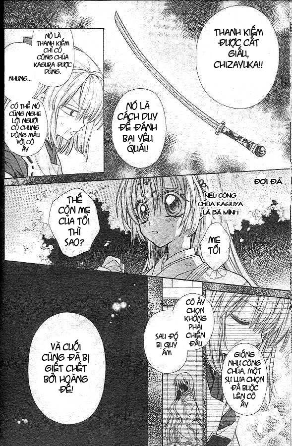 [Spirit Group] Sakura Hime Kaden Chapter 1 - Dòng họ Ánh trăng 31-1