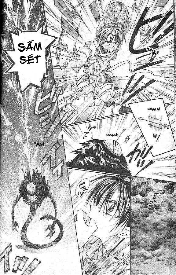 [Spirit Group] Sakura Hime Kaden Chapter 1 - Dòng họ Ánh trăng 35-1