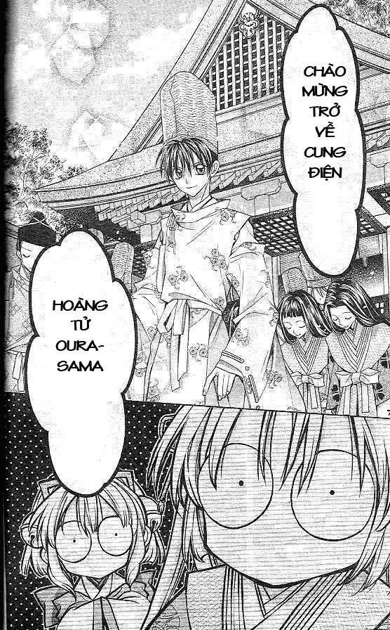[Spirit Group] Sakura Hime Kaden Chapter 1 - Dòng họ Ánh trăng 53-1